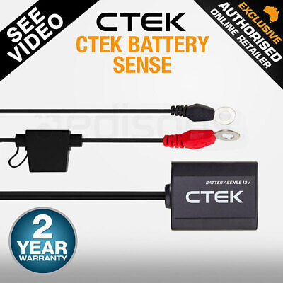 New Ctek Ctx Battery Sense Battery Monitor Bluetooth Data Android App Auto