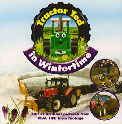 Tractor Ted in Wintertime, Alexandra Heard Paperback Book The Cheap Fast Free