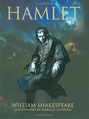 Hamlet by Shakespeare, William Hardback Book The Cheap Fast Free Post