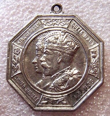 England: 1935 County Of Middlesex King George V & Queen Mary Silver Jubilee