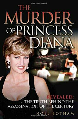 The Murder of Princess Diana, Botham, Noel Paperback Book The Cheap Fast Free