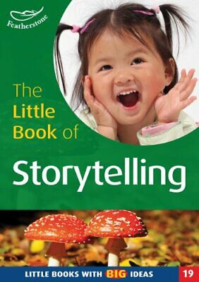 The Little Book of Storytelling: Little Books wi... by Medlicott, Mary Paperback