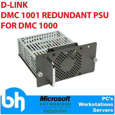 D-Link Dmc-1001 Power Supply - Redundant Hot Plug Psu