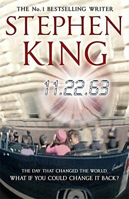 11.22.63, King, Stephen Book The Cheap Fast Free Post