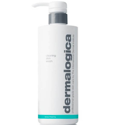Dermalogica MediBac Clearing Skin Wash 500ml Authentic Cleanser Acne Treatment