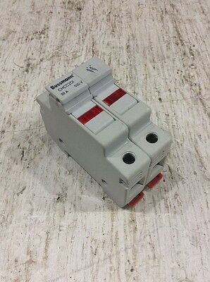 CHCC2DI Bussmann Fuse Holder 2 Pole 30 Amp 600V
