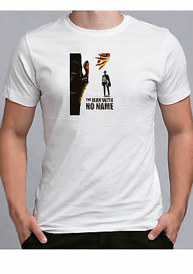 Clint Eastwood the man with no name t shirt fist full of dollars good bad ugly