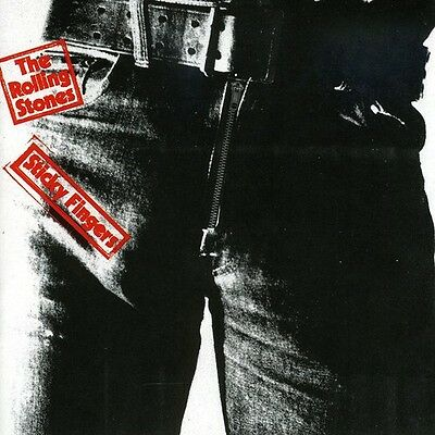 The Rolling Stones - Sticky Fingers [New CD] Rmst, Reissue