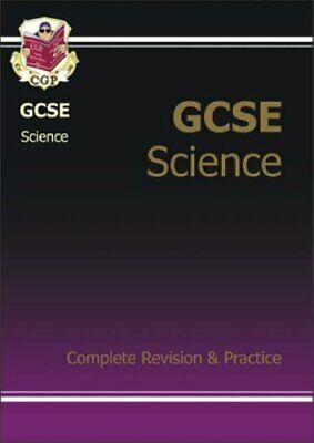 GCSE Science : Complete Revision and Practice Paperback Book