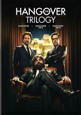 The Hangover Trilogy New Dvd