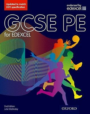 GCSE PE for Edexcel: 2nd Edition Student's Book: S..., Walmsley, Julie Paperback