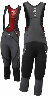New Gill Pro Hiking Pants Neoprene Sailing Wetsuit Sz Adult Small MSRP $180
