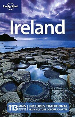 Ireland (Lonely Planet Country Guides) by Davenport, Fionn Paperback Book The