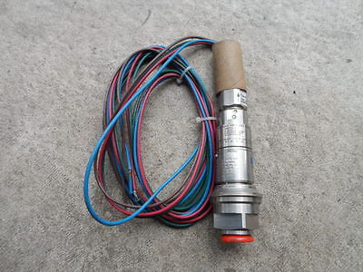 United Electric controls 12 series pressure switch.