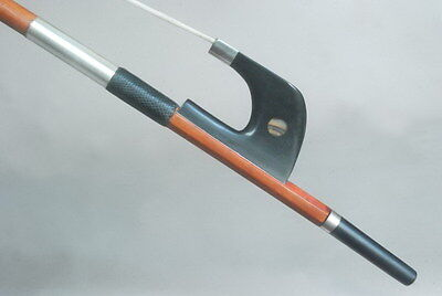 Top model A Top Genuine Pernambuco Double Bass Bow, German style! 5 Stars