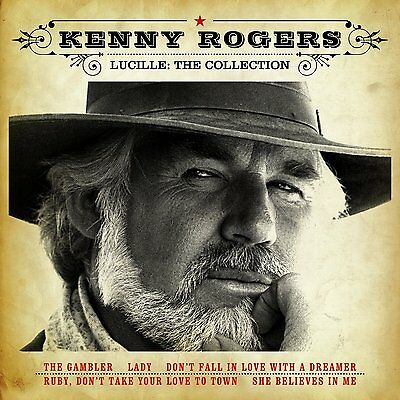 KENNY ROGERS 'LUCILLE : THE COLLECTION' (Best Of) CD (2015)