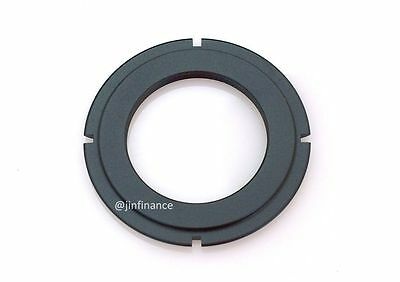 Lens Retaining Ring for copal #00 lens to #0 for linhof sinar toyo board