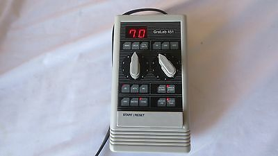 GraLab Model 451 High-Accuracy Digital Electronic Timer