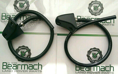 Land Rover Discovery 2, TD5, Head Light Headlamp Jet Nozzle Washers X2
