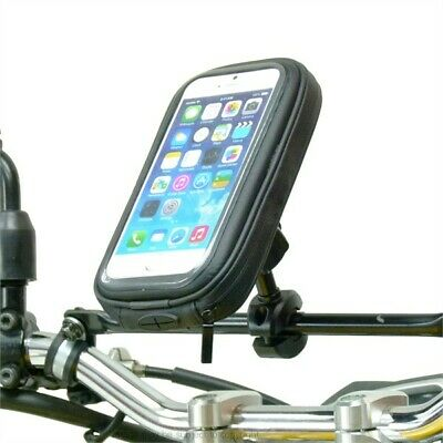 Support telephone housse etui etanche support gps moto for Housse etanche gps moto