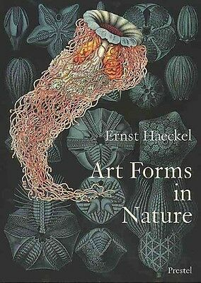 Art Forms in Nature: The Prints of Ernst Haeckel by Ernst Heinrich Philip Haecke