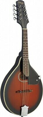 STAGG ACOUSTIC A-STYLE BLUEGRASS MANDOLIN w/ SPRUCE TOP - RED BURST - M30