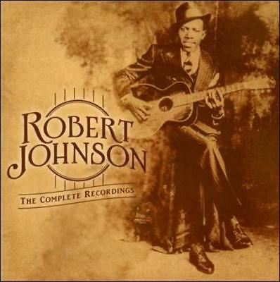 Robert Johnson - The Complete Recordings: The Centennial Collection New Cd