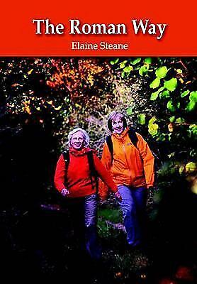 Roman Way by Elaine Steane (English) Paperback Book Free Shipping!