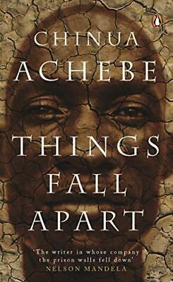 Things Fall Apart (Penguin Red Classics) by Achebe, Chinua Paperback Book The