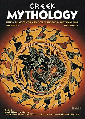 Greek Mythology (Greek Guides) Paperback Book The Cheap Fast Free Post
