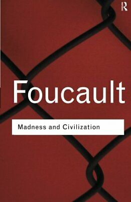 Madness and Civilization by Foucault, Michel Paperback Book The Cheap Fast Free