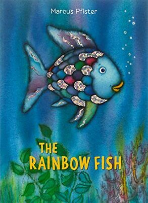The Rainbow Fish by Marcus Pfister Paperback Book The Cheap Fast Free Post