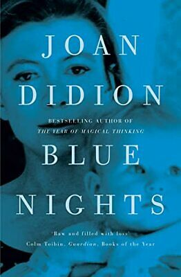 Blue Nights by Didion, Joan Book The Cheap Fast Free Post