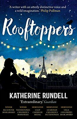 Rooftoppers by Rundell, Katherine Book The Cheap Fast Free Post