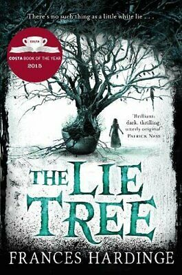 The Lie Tree by Hardinge, Frances Book The Cheap Fast Free Post