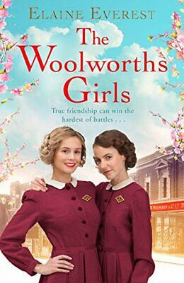 The Woolworths Girls by Everest, Elaine Book The Cheap Fast Free Post