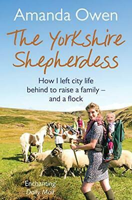 The Yorkshire Shepherdess by Owen, Amanda Book The Cheap Fast Free Post