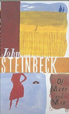 "Of Mice and Men (Steinbeck ""Essentials"") by Steinbeck, John Paperback Book The"