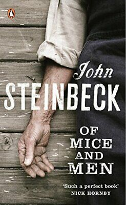 Of Mice and Men (Penguin Red Classics) by Steinbeck, John Paperback Book The