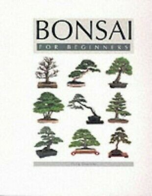 Bonsai for Beginners by Coussins, Craig Paperback Book The Cheap Fast Free Post