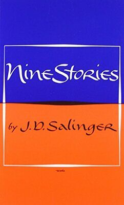 Nine Stories by Salinger, J. D. Paperback Book The Cheap Fast Free Post