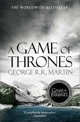 A Game of Thrones (A Song of Ice and Fire, Book 1) by Martin, George R.R. Book