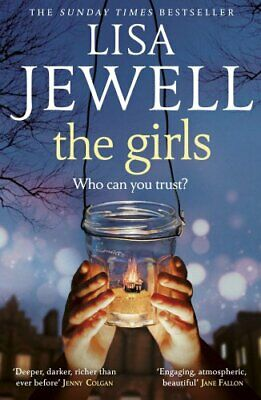 The Girls by Jewell, Lisa Book The Cheap Fast Free Post