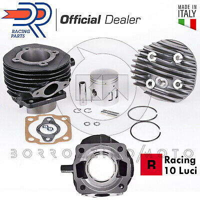 GRUPPO TERMICO KIT CILINDRO DR Ø48 VESPA 50 SPECIAL PK - XL 75cc 10 LUCI KT00049