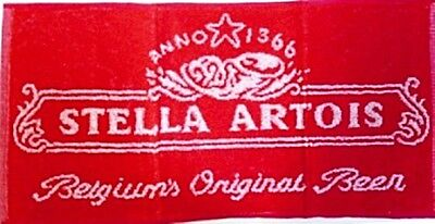 Stella Artois Cotton Bar Towel   (pp)