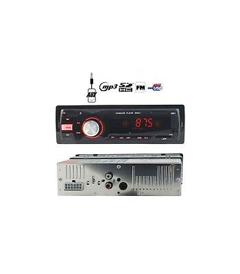 Autoradio Stereo Auto Usb Sd Aux Deh-4101 Lcd Display Mp3