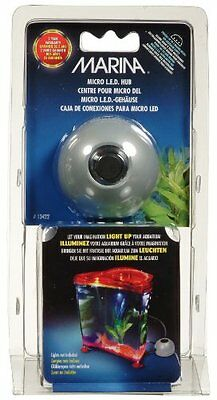 Marina Aquarium Micro Led Hub Pet Supplies The Marina Micro Led Hub Powers Up N