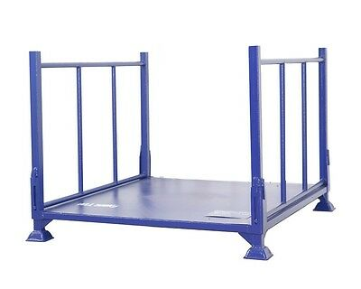 Stillage--Lc-S Stillage, Foldable , Stackable