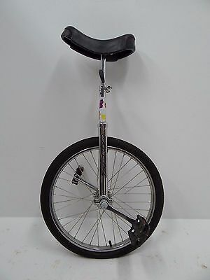 """Vintage Used Old 35"""" Torker CX Unistar Adult Unisex Unicycle One Wheeled Cycle"""