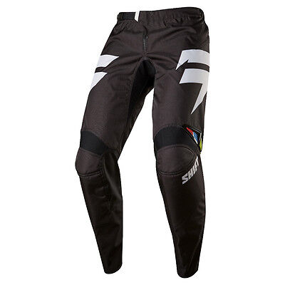 2017 Shift MX Mens WHIT3 Ninety-Seven Pants - Black